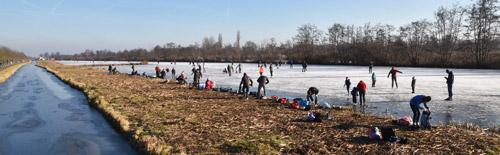 natuurijs schaatsen ijsveiligheid