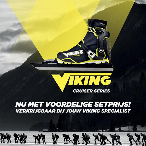 Viking Cruiser natuurijs en kunstijs