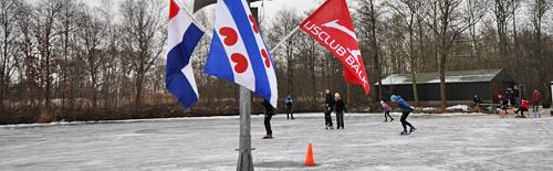 ijsclub Balk natuurijs Friesland