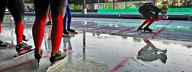 schaatsen kunstijs Vechtsebanen