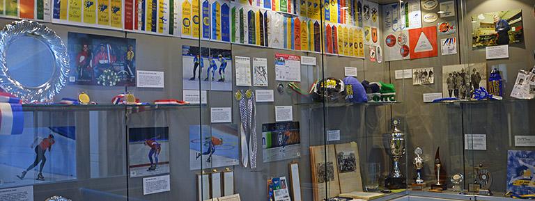expositie in het Friesche scheepvaartmuseum in Sneek