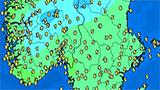 Ook in Scandinavië zacht weer