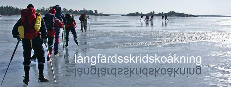 natuurijszweden avontuurlijk schaatsen in Zweden