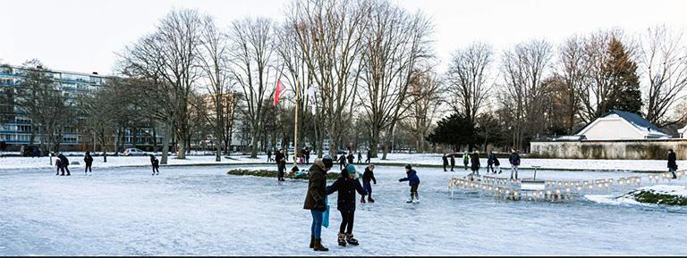 IJsclub Siberia: schaatsen in je eigen buurt
